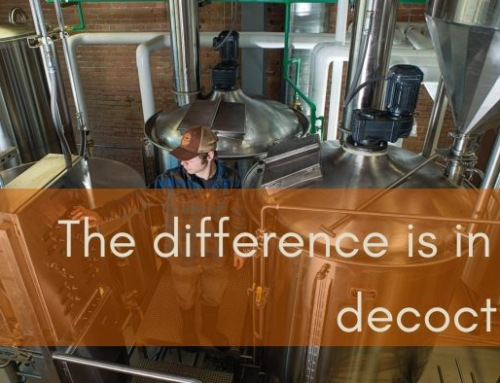 The difference is in the decoction.