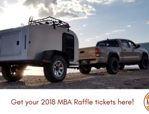 Get your MBA Raffle tickets here!